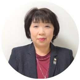 全国女性組織協議会 会長 川井 由紀
