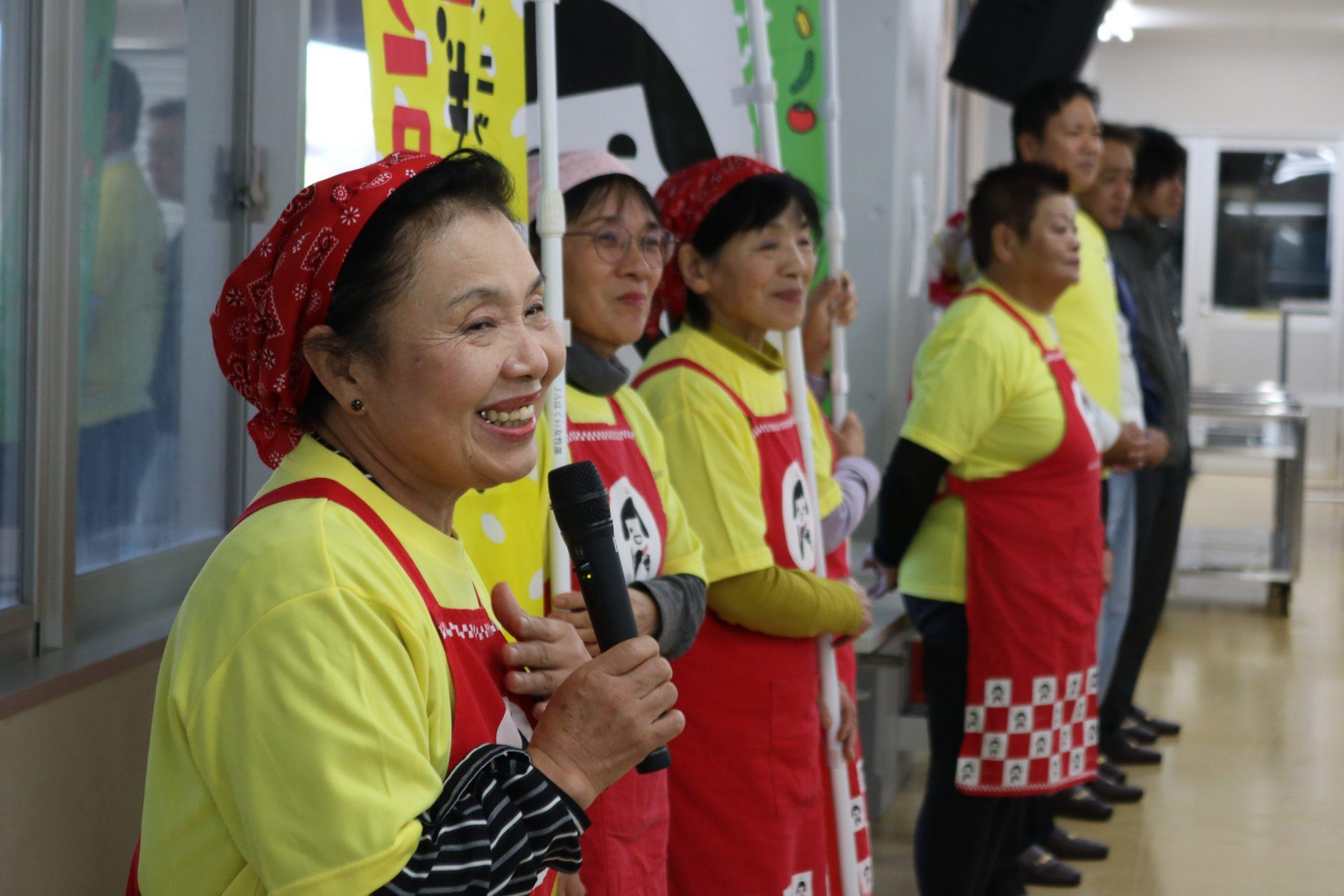 「おにぎりの日」石川県統一活動の実施