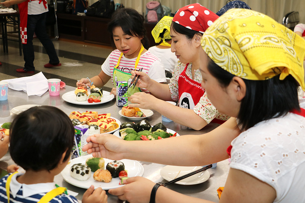 「地域で輝け!JA女性組織☆」<br>子どもたちに「食」と「農」を伝える